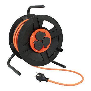 Tieman verl kabel hsp open Blackmaster, beh kunststof, kabel voorz vinyl