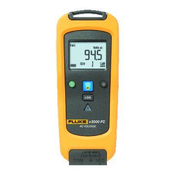 Fluke FC3 multimeter, indicatie/aanduiding digitaal, meetbereikkeuze automatisch