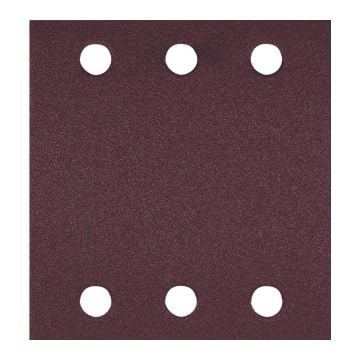 Bosch schuurpapier GSS, klithechtsysteem, (lxb) 115x107mm, korrel 120