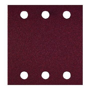 Bosch schuurpapier GSS, klithechtsysteem, (lxb) 115x107mm, korrel 180