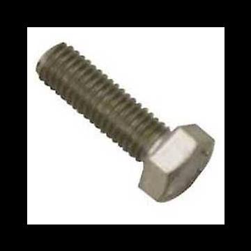 Hoenderdaal Fasteners tapbout, RVS (RVS), le 25mm, draadmaat (M.) 8