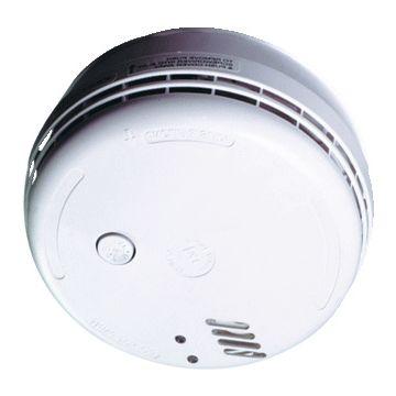 Ei Electronics rookmelder 230V, wit, ho 5cm, diam 15.2cm, melder optisch