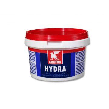 Griffon ketelkit Hydra, zwart, pot 0.750 kg, temp best tot 1250°C