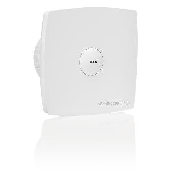 Itho Daalderop douche-/toiletventilator BTV 400, wit, (hxb) 150x150mm