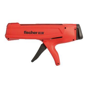 Fischer kitspuit, kunststof, voor kokerdiameter 48mm, voor kokerlengte 300mm