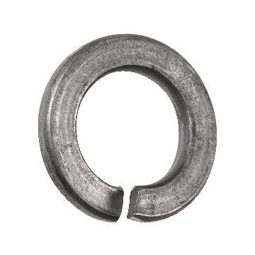 A.S.F. Fischer veerring, staal, elektrolytisch verzinkt, voor boutmaat (M.) 12, norm A2 DIN 127-B
