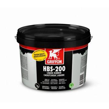 Griffon dakcoating HBS, zwart, coating bitumineus, ( ltr ) 5L