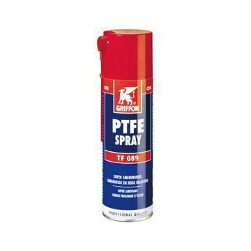Griffon spray spuitbus TF 89, transparant, spray teflon