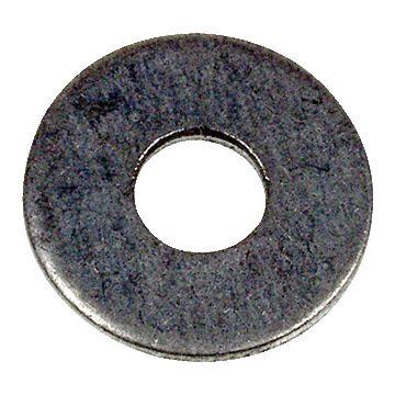 Proftec sluitring, RVS (RVS), bi diam 4.3mm, bu diam 12mm, dikte 1mm
