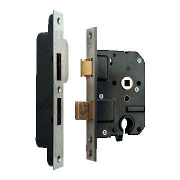 Nemef deurslot veiligheidsslot 4119, buitendeur