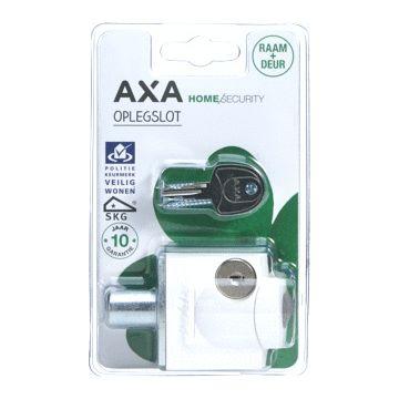 Axa deurslot bijzetslot opbouw, deur/raam/schuifpui