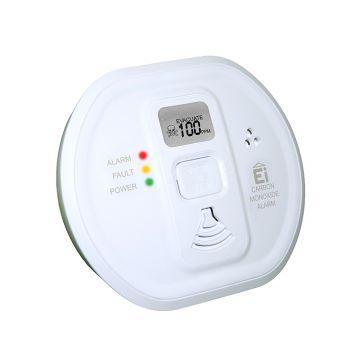 Ei electronics Ei208DW koolmonoxidemelder batterijvoeding