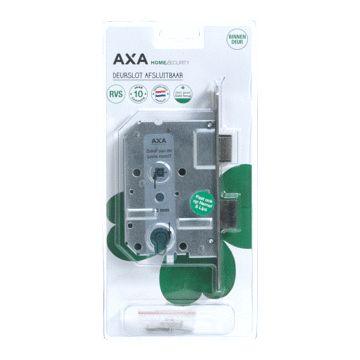 Axa deurslot cilinderloopslot, binnendeur, deur links & rechtsdraaiend