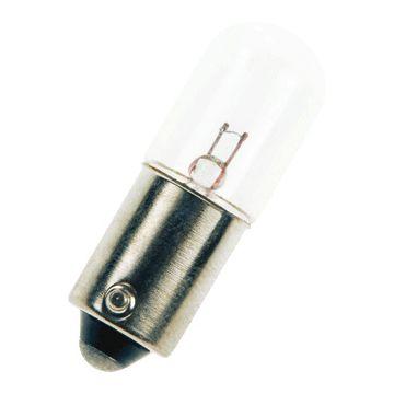 Bailey ind- en signaleringslamp, diam 10mm, lampsp 30V, voet BA9s