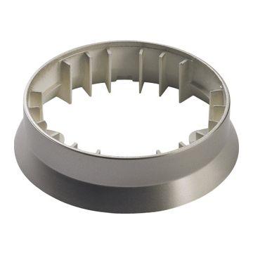 Hera mechanische toebehoren spot/schijnwerper ARF 68, kunststof, RVS (RVS)