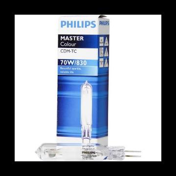 Philips hal met dampl z refl Master Colour CDM-TC, warm wit, diam 14mm