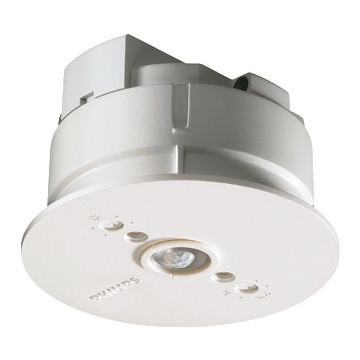 Philips bewegingssensor-elm Occuswitch LRM1070/00, kunststof, wit, inb