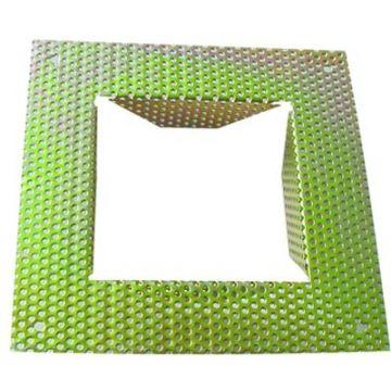 Klemko toebehoren led-module stucplaat Lugo, (lxhxd) 135x135x27mm