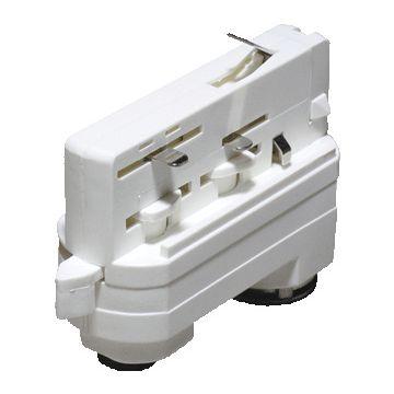 Klemko elektrisch toebehoren sp rail, wit, (lxbxh) 94x32x54mm