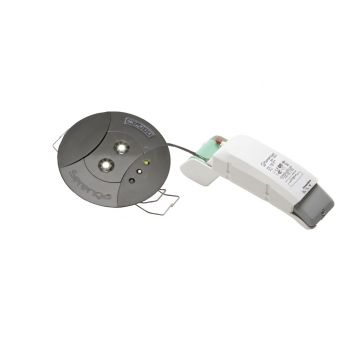 Van Lien noodverlichting armatuur Serenga DWI, functionaliteit vluchtwegverlichting, inb