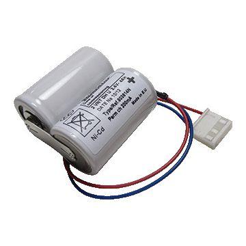 Famostar elektrisch toebehoren noodverlichting Accu, uitvoering accu, 2 aders, nom. diam 1mm²