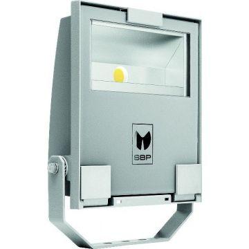 SBP Urban Lighting spot/schijnwerper verstelbare GUELL 1, armatuur schijnwerper, opbouw