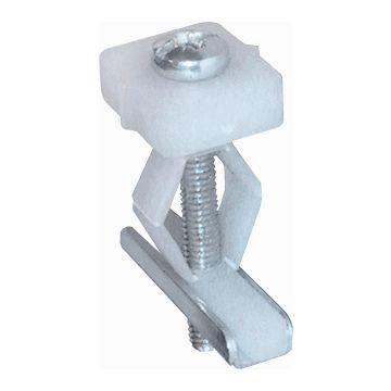Defa Sanitair hamerkopbout vast, kunststof, le 60mm, geen (onbehandeld)