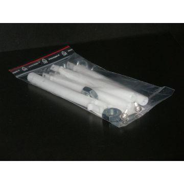 Wisa draadstang, kunststof, draadmaat (M.) 12, oppervlaktebescherming geen