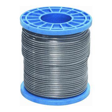 Wentzel zachtsoldeer draad 3mm, tin-lood. 50-50, diam 3mm, met harskern