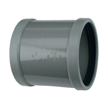 Wavin Wafix steekmof 110mm mof manchet, grijs