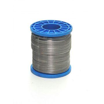 Wentzel zachtsoldeer draad 3mm, tin-lood. 40-60, diam 3mm, met harskern