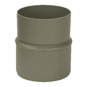 Wavin fitt HWA-buis HWA, PVC, grijs, 100x110mm