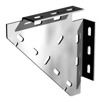 Walraven constructieplaat montagerail hoek BIS RapidRail