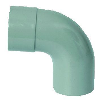 Wavin HWA fitt -buis bocht, PVC, grijs, 100mm,