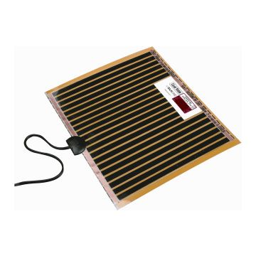 Silkline Clear Vision spiegel verwarmingselement 102,4x52,4 cm 230V 100W