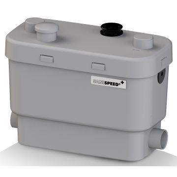 SFA Sanibroyeur vuilwaterpompunit Sanispeed, 375x185mm, reservoir kunststof