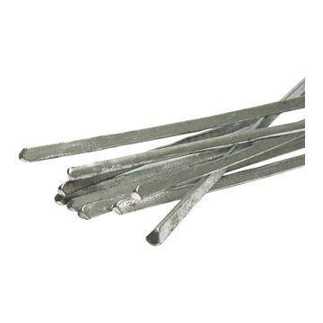 Wentzel zachtsoldeer rond, tin-koper. 97-3, diam 10mm, 0.25kg