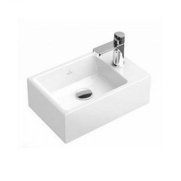 Villeroy & Boch Memento fontein 40x26cm CeramicPlus, wit