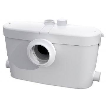 SFA Sanibroyeur vuilwaterpompunit Saniaccessoires 3, 474x169mm, voor fecaliën