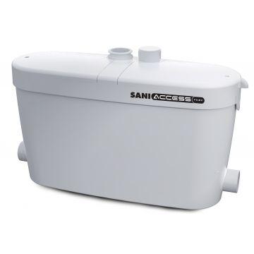 SFA Sanibroyeur Saniaccess vuilwaterdompelpomp fontein-wast-bad-douche-bidet, wit