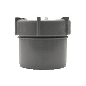 Pipelife Polisan lijmfitting met 1 aansluiting, PVC, uitwendige buisdiameter 200mm, 41