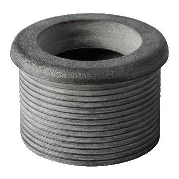 Geberit gummilippenring voor buis in buis verbinding 57/40 mm