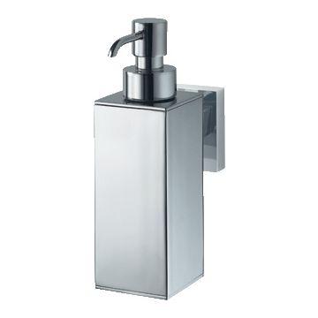 Haceka zeepdispenser pomp enkel Mezzo Chroom, met, chroom