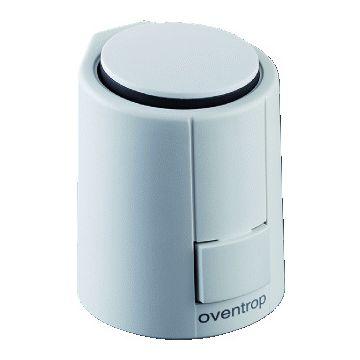 Oventrop therm servomotor Ubel, grijs, (lxbxh) 44x44x54mm, diam 44mm