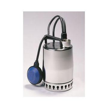 Grundfos UNILIFT KP vuilwaterdompelpomp, max. volumestroom 8,5 m³ per uur, nom. debiet 5,47 m³ per uur, RVS