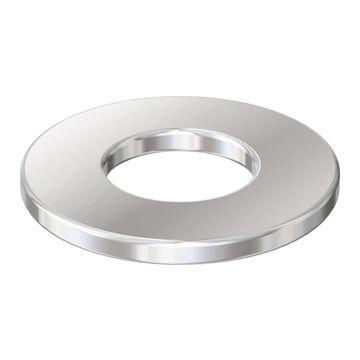 Flamco sluitring S, staal, bi diam 10mm, bu diam 22mm, dikte 1.5mm