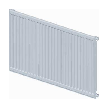 Stelrad pan radiator Accord, staal, wit, (hxlxd) 400x500x77mm, 11