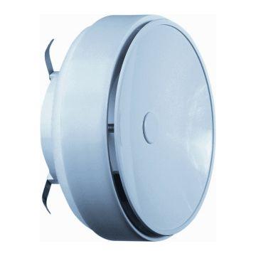 Itho Daalderop ventilatieventiel TR, kunststof, wit, rond, nom. diam aansluiting 125mm