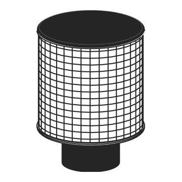 ATAG filter voor ventilatiesysteem, voor luchttoev. rookgas cascad