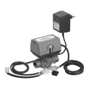 Honeywell elektrische bediening 2-wegregelafsluiter Zone reg, huis brons